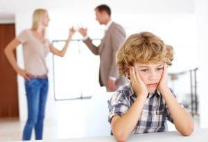 Quais os reflexos da separação nos filhos